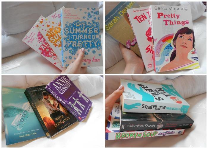 Summer Reads - Book Haul | catseyes - scottish lifestyle