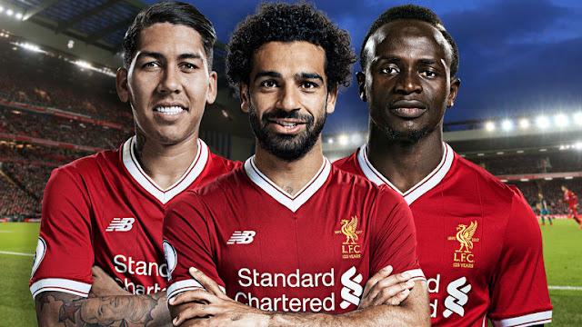 Trio Penyerang Liverpool Kini Di Takuti SetiapLawannya