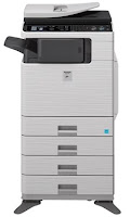 Sharp DX-C400 Instal Guide Driver Mac, Windows