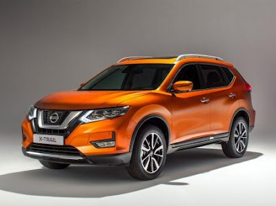2017 Nissan X-Trail : The Best-Seller SUV