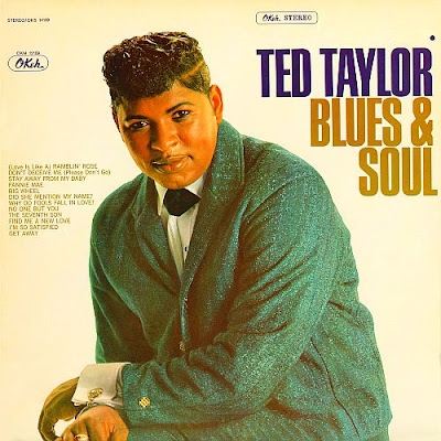 Ted Taylor - Blues & Soul (1965 USA)