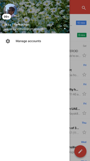 how to add new folder in gmail on iphone