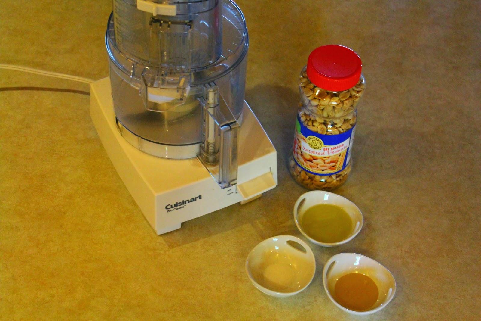 IMG 4437 - Homemade Peanut Butter