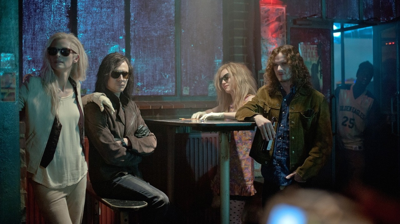 Only Lovers Left Alive Jim Jarmusch Tom Hiddleston Tilda Swinton
