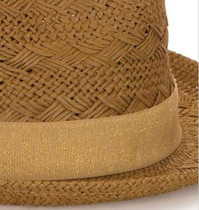 chapeau  borsalino Monoprix