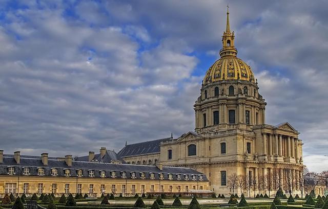 Hotel des Invalides em Paris