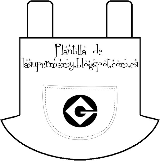 invitacion minions lasupermamy.blogspot.com.es