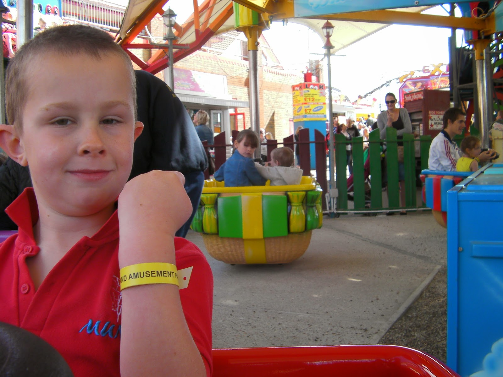 amusement funland hayling island