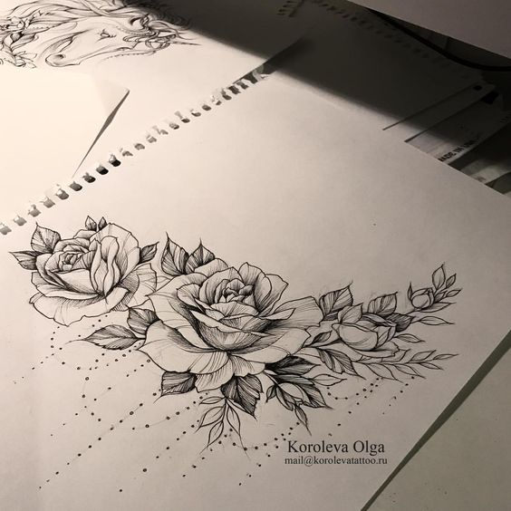 18 Dibujos A Lapiz De Flores Super Realistas Guia Dibujo