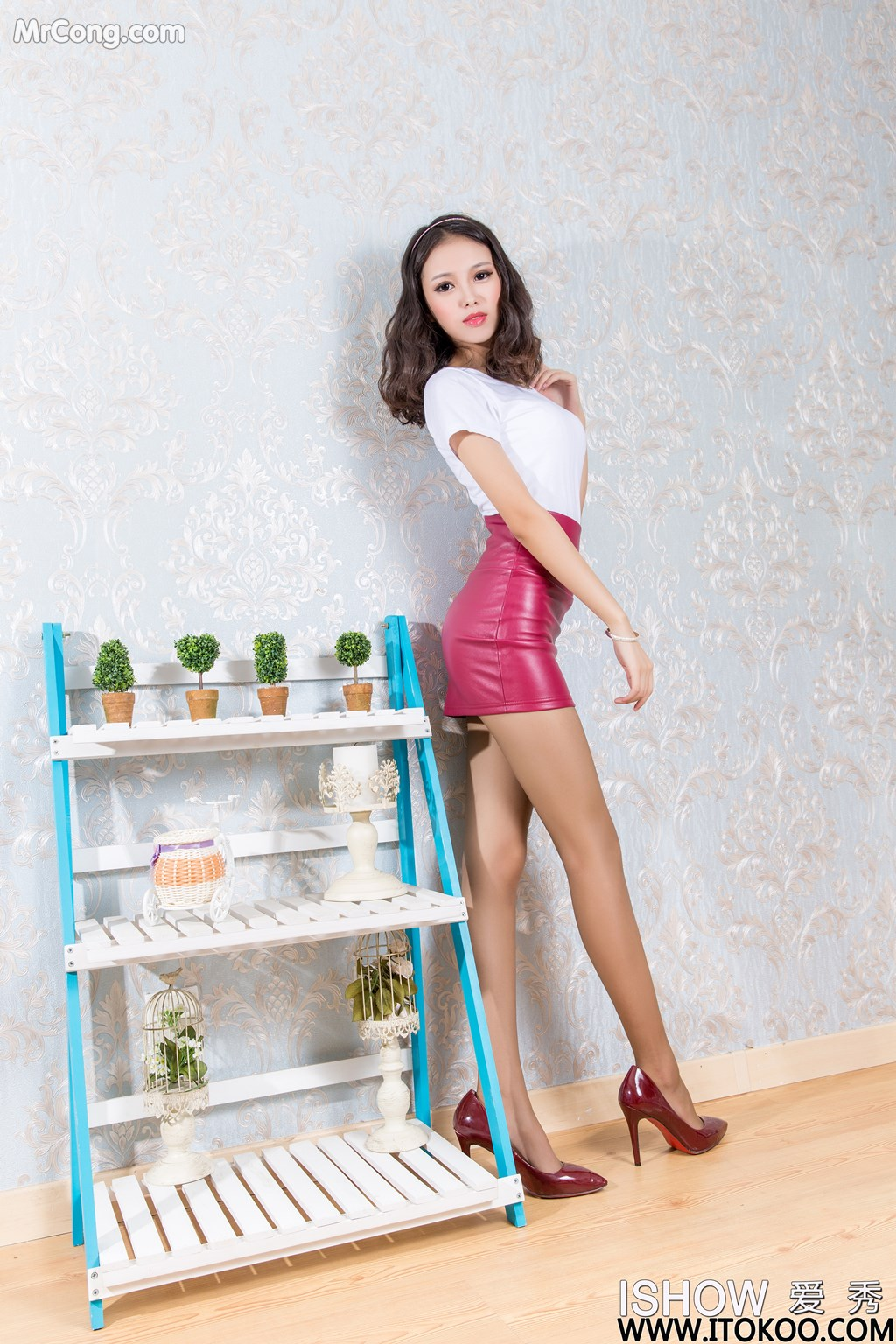 Image ISHOW-No.141-Adela-Xin-Ya-MrCong.com-004 in post ISHOW No.141: Người mẫu Adela (馨雅) (31 ảnh)