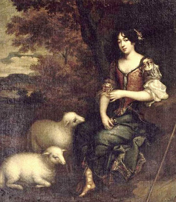 Autoportrait (1670), Elisabeth Sophie Chéron