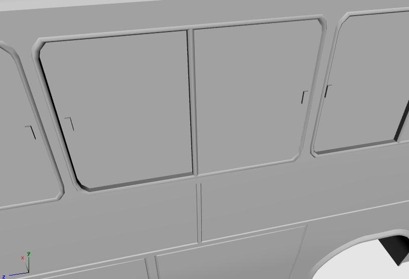 Possatto: Modelagens em 3D: [W.I.P] Marcopolo Gv 1150