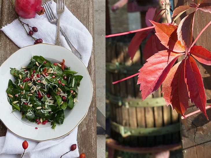 insalata di spinaci e pinoli_S&V