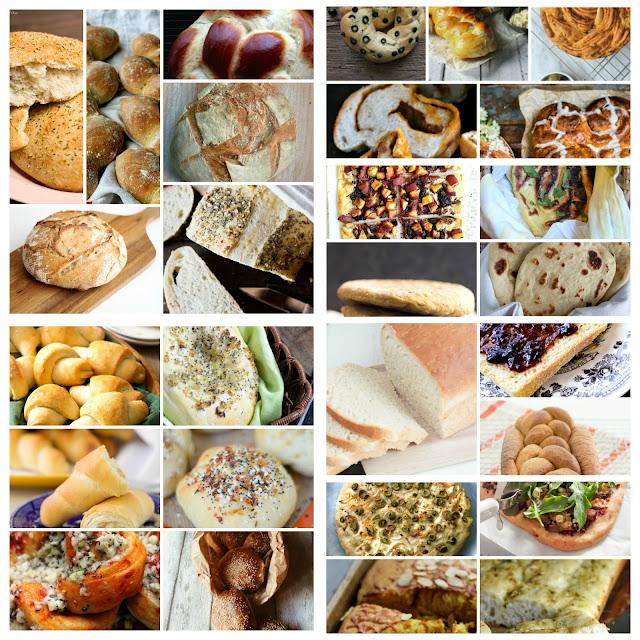 Over 100 Amazing Bread Recipes