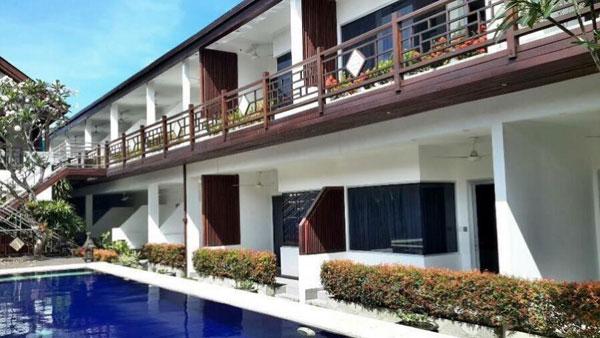 Dijual Hotel Melati Di Seminyak Kuta Bali