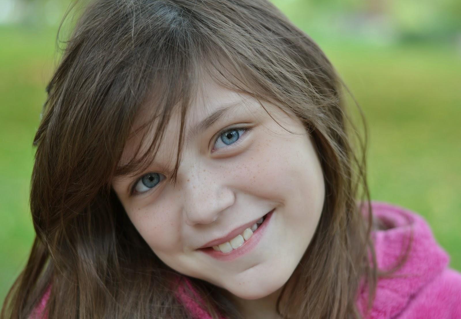 Uninhibited young girl photos