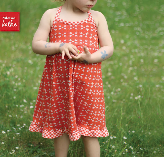 Elise von Rosarosa als Sommerkleid