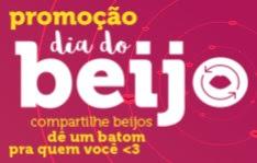 Cadastrar Promoção Quem Disse Benerice 2017 Batom Grátis Dia do Beijo