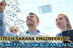 Lowongan CV. Indotech Sarana Engineering Pekanbaru Juni 2018