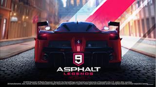 Asphalt 9: Legends + Obb Data + Torrent