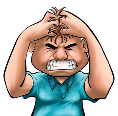 Stress Iklan Google Adsense Tak Keluar!!
