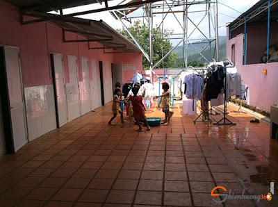 Tấm lòng nhân ái: nơi sinh hoạt của các em nhỏ ở Đăknông