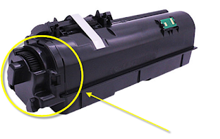 Cara memperbaiki suara kasar photocopy kyocera m2540dn / m2040dn