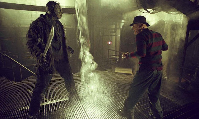 Jason v Freddy Image