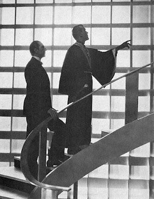 The Black Cat Boris Karloff Bela Lugosi Image 2