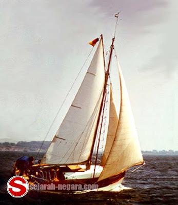 Gambar Perahu layar zaman dahulu
