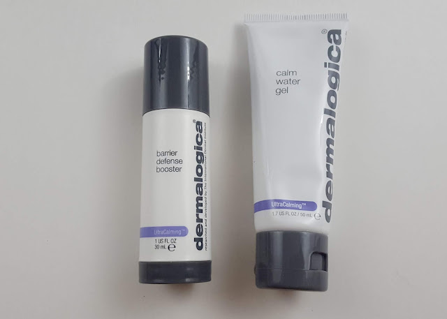 Dermalogica: Calm Water Gel + Barrier Defence Booster
