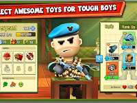 The Troopers minions in arms MOD APK v1.2.2 Unlimited Money Plus Coins