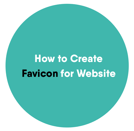 How to Create a Favicon for Website