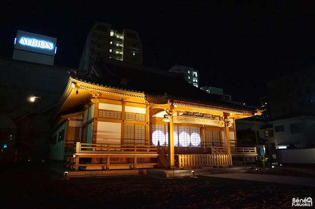 Zendo-ji temple, Fukuoka