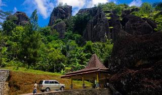 wisata pegunungan nglanggeran gunungkidul