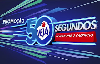 Promoção Veja 2019 50 segundos