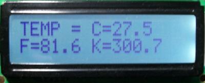 Termómetro con PIC16F88
