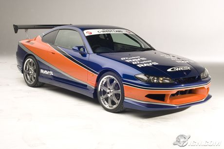 Rizky The Fast And Furious Tokyo Drift Car Of