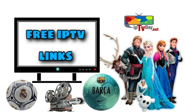 IPTV LINks PREMIUM M3U PLAYLIST FOR FREE 08-03-2019 ★Daily Update 24/7★IPTV (Internet Protocol television)