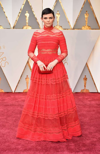 ►Piores vestidos do Oscar 2017