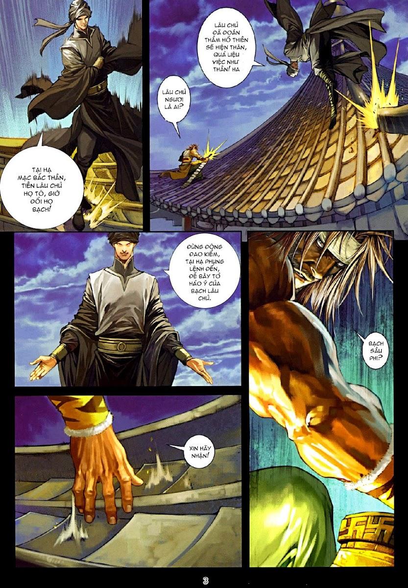 Ôn Thụy An Quần Hiệp Truyện chap 74 trang 2