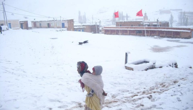 اولاد برحيل - نشرة إنذارية..أمطار قوية وثلوج وانخفاض في درجة الحرارة بداية من هذا اليوم