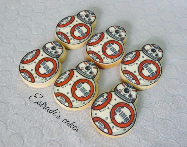 galletas bb8 2