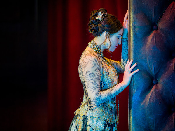 Glyndebourne's La Traviata (UK Tour), New Victoria Theatre | Review
