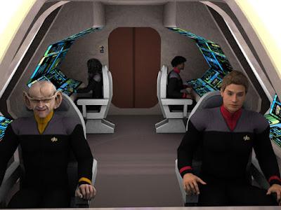 Interni Shuttle tipo 6/8