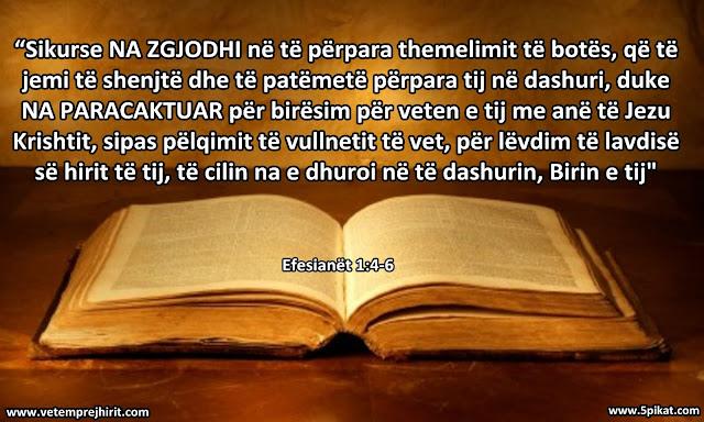 paracaktimi, zgjedhja, Bibla, vargje biblike, vargje nga Bibla,