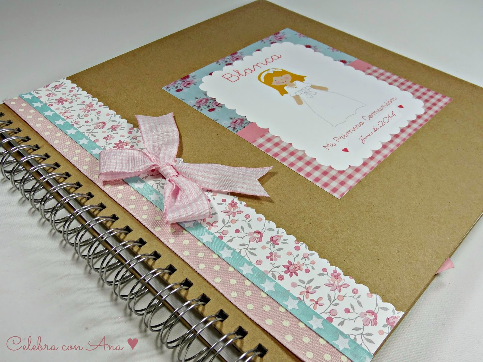 Decorar Album Scrap Celebra Con Ana Compartiendo Experiencias Creativas