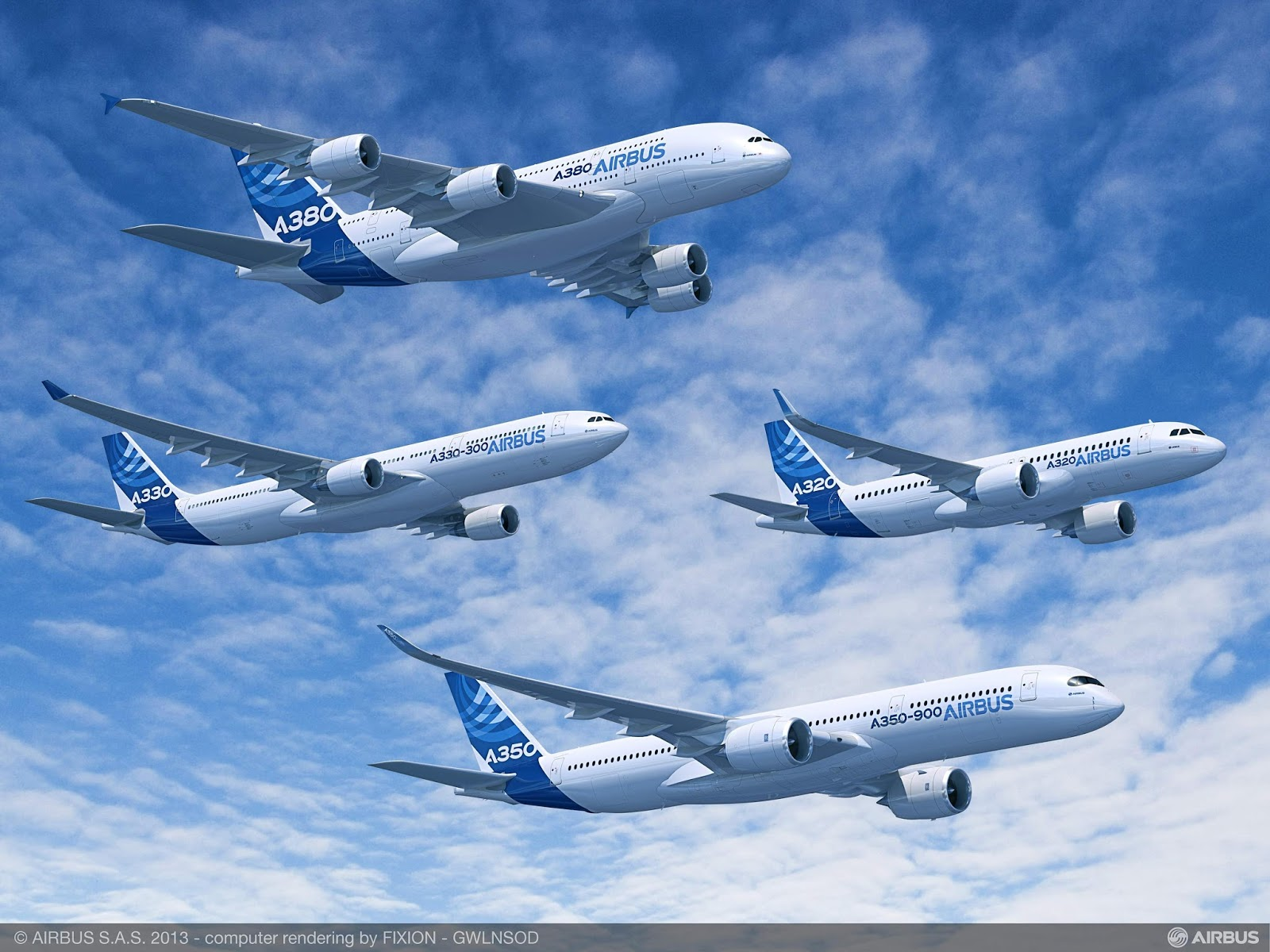Airbus in the market 2016