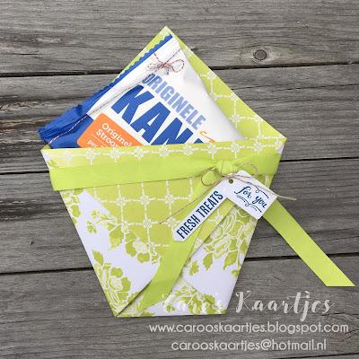Meer info over Stampin' Up! of het bestellen van producten; carooskaartjes@hotmail.nl ; www.carooskaartjes.blogspot.com