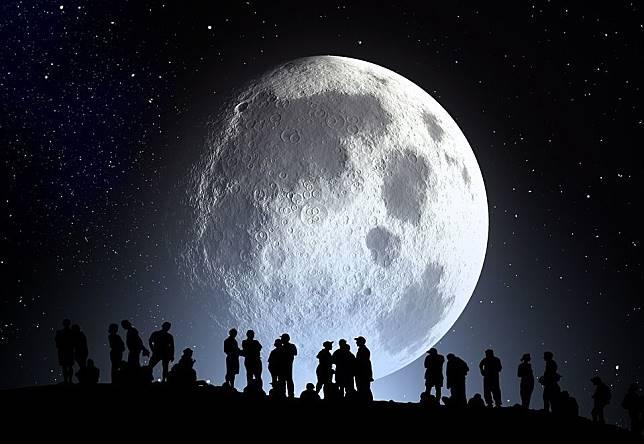 Wah, Ternyata Bulan Sempat Bisa Kita Tinggali Seperti Bumi, lo